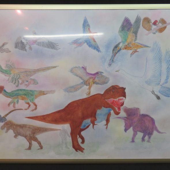 大進化!!恐竜から鳥へ